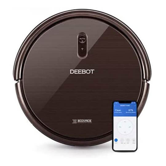 Ecovacs Deebot N79S Recensione