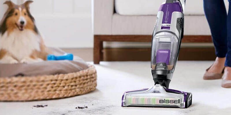 Opinioni Sul Bissell CrossWave Pet Pro