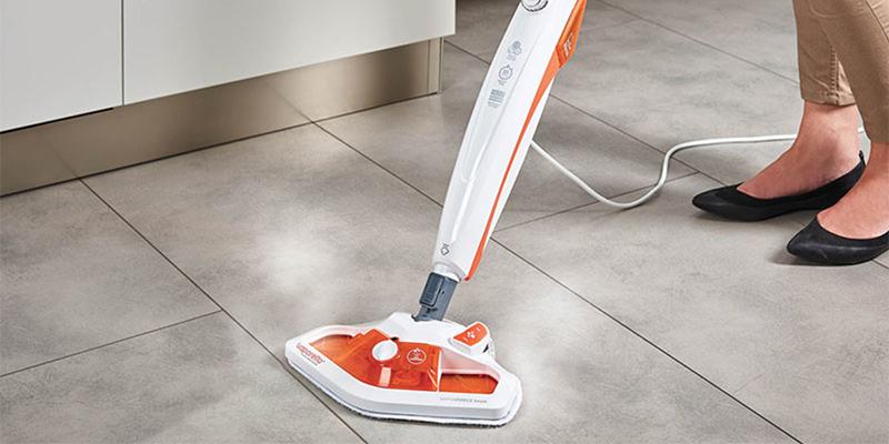Uso Inconvenzionale Del Lavapavimenti A Vapore